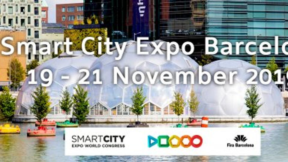 Innovatiemissie Smart City Expo World Congress 2019 Barcelona