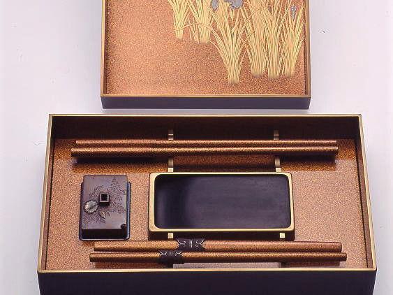 Suzuribako (writing box)