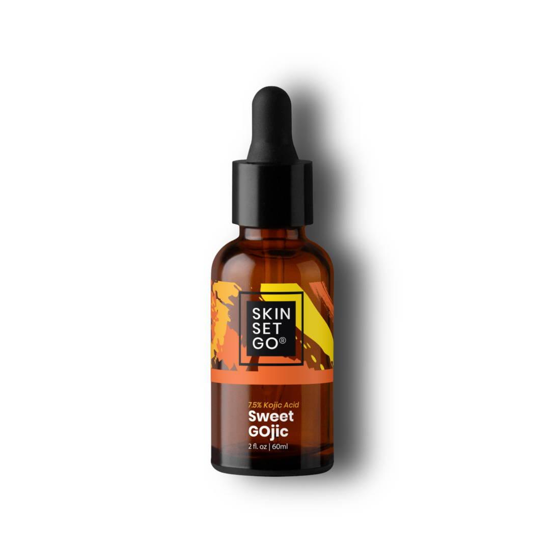 kojic acid brightening serum