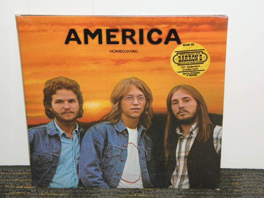 America  - Homecoming STILL SEALED WB Orig BS 2655 Trifold Cover