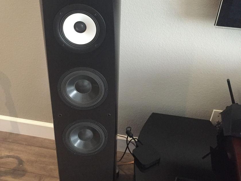 Pioneer S-3EX S-8EX LCR Speakers TAD