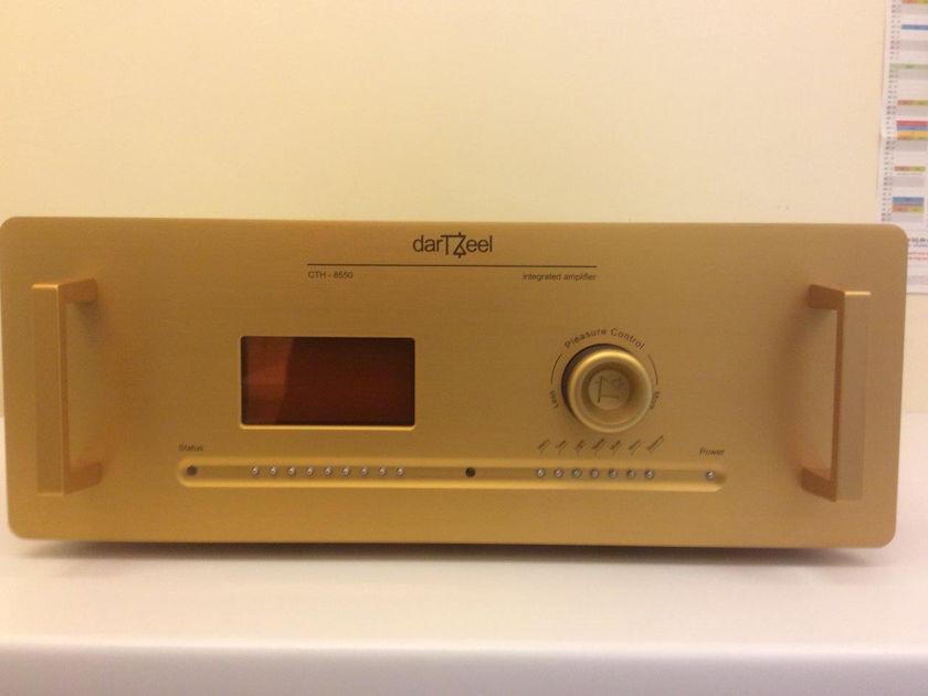 darTZeel CTH-8850 + mc phono universal voltage