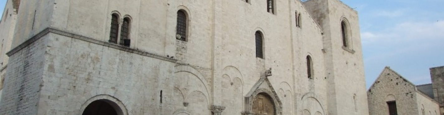 Обзорная экскурсия по Бари. Посещение базилики Святителя Николая.