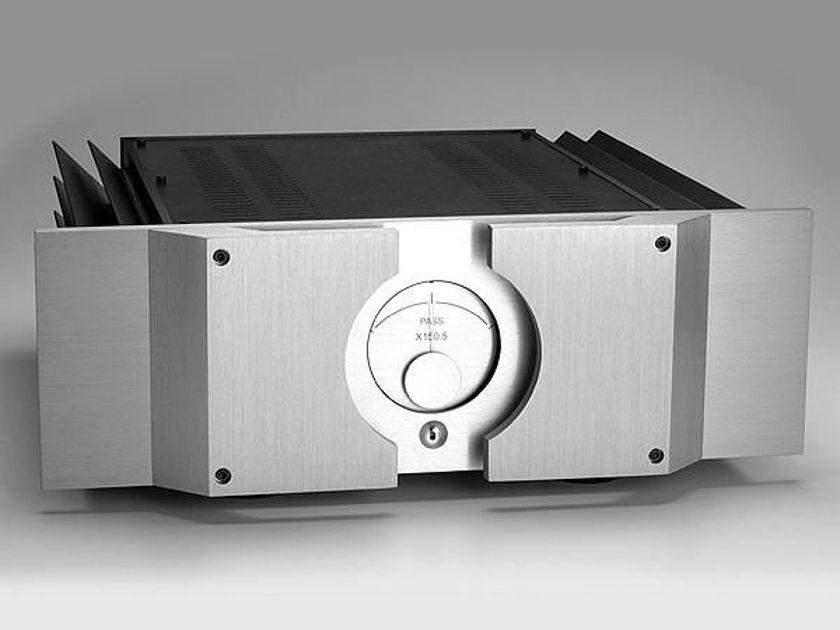 Pass Labs X150.5 Power Amplifier