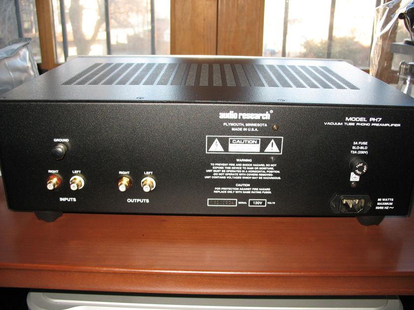Audio Research  PH7 Phono Preamp Silver