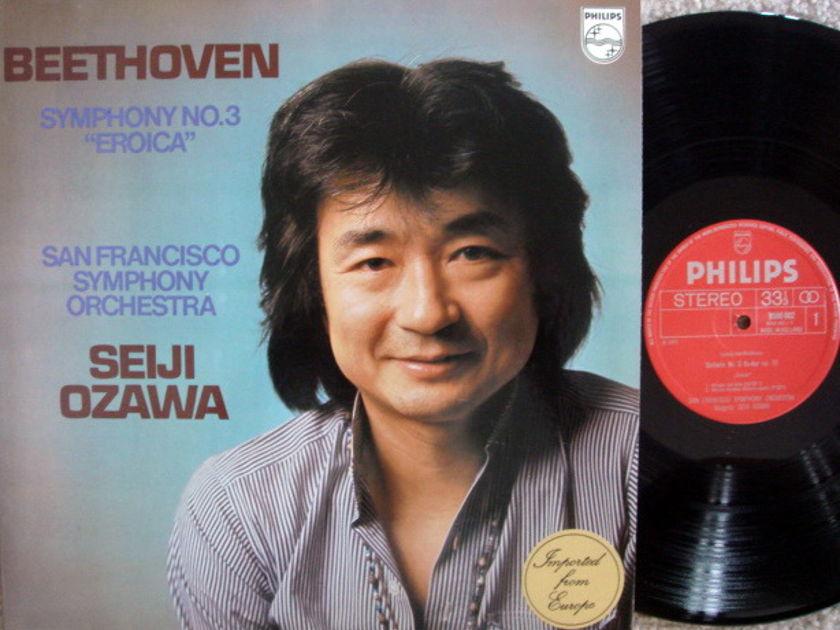 Philips / OZAWA, - Beethoven Symphony No.3 Eroica,  MINT!