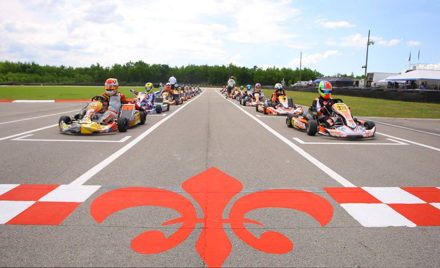 NOLA Sprint Karting Series - Race #12, Dec. 14th