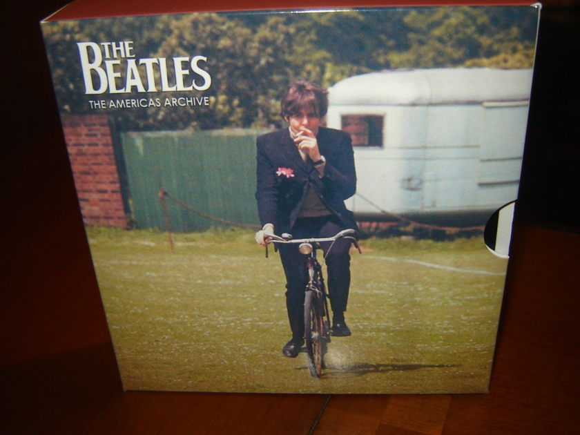 BEATLES - AMERICAS ARCHIVE MINI CD BOX SET