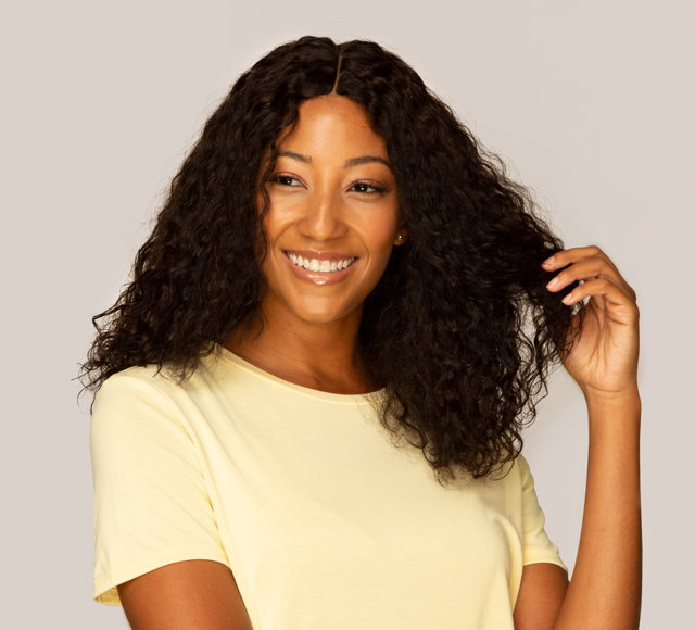 Deep Wave Natural Black Ready-wigs Mayvenn