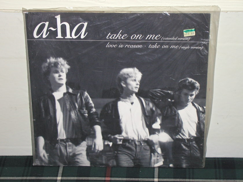 A-HA - Take On Me UK 45RPM 12er SEALED TAS!!!