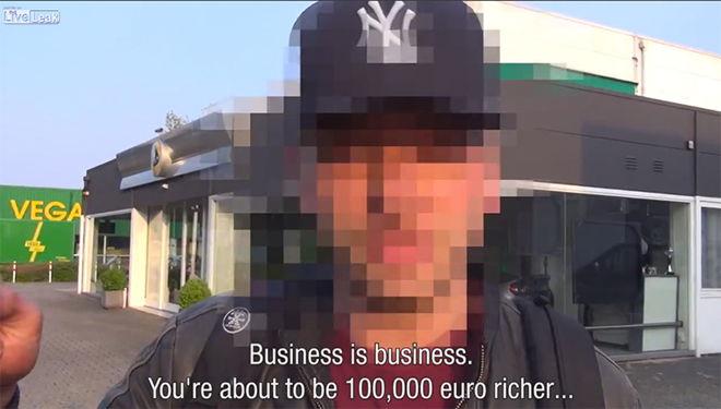 2013 Hacker Awareness - Videocampagne over phishing en (online) oplichting door Digibewust