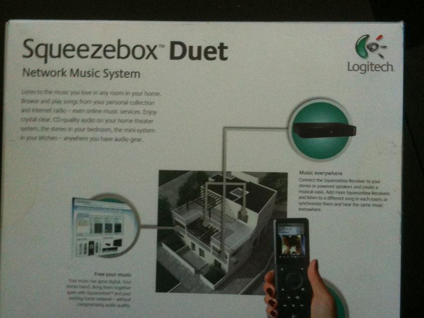 Logitech Squeezebox Duet