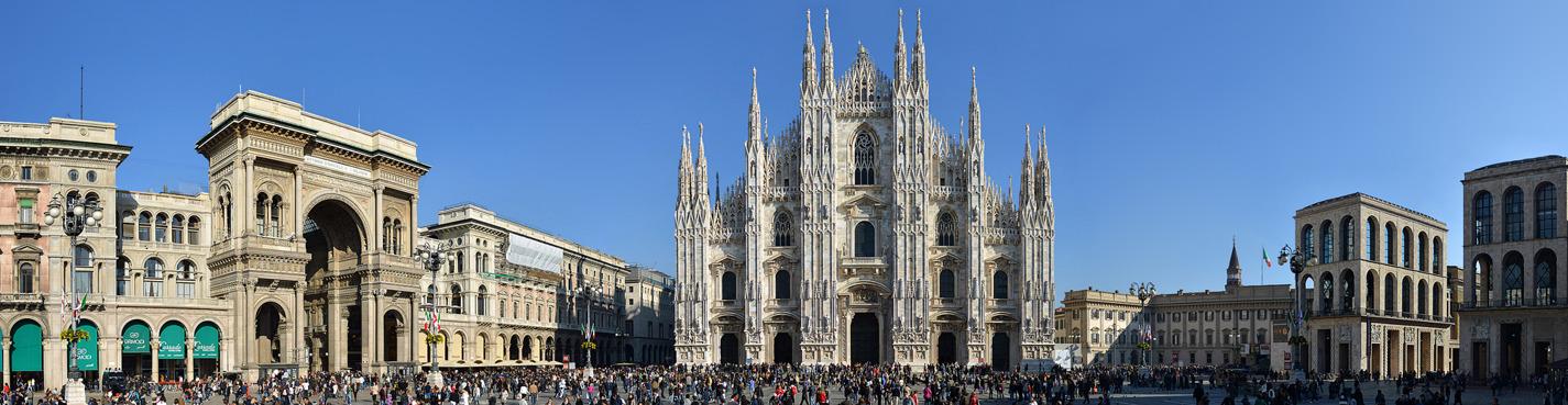 Индивидуальная экскурсия по Милану