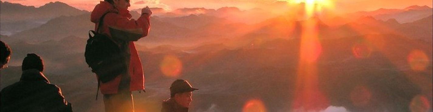 Гора Моисея + монастырь Св.Екатерины