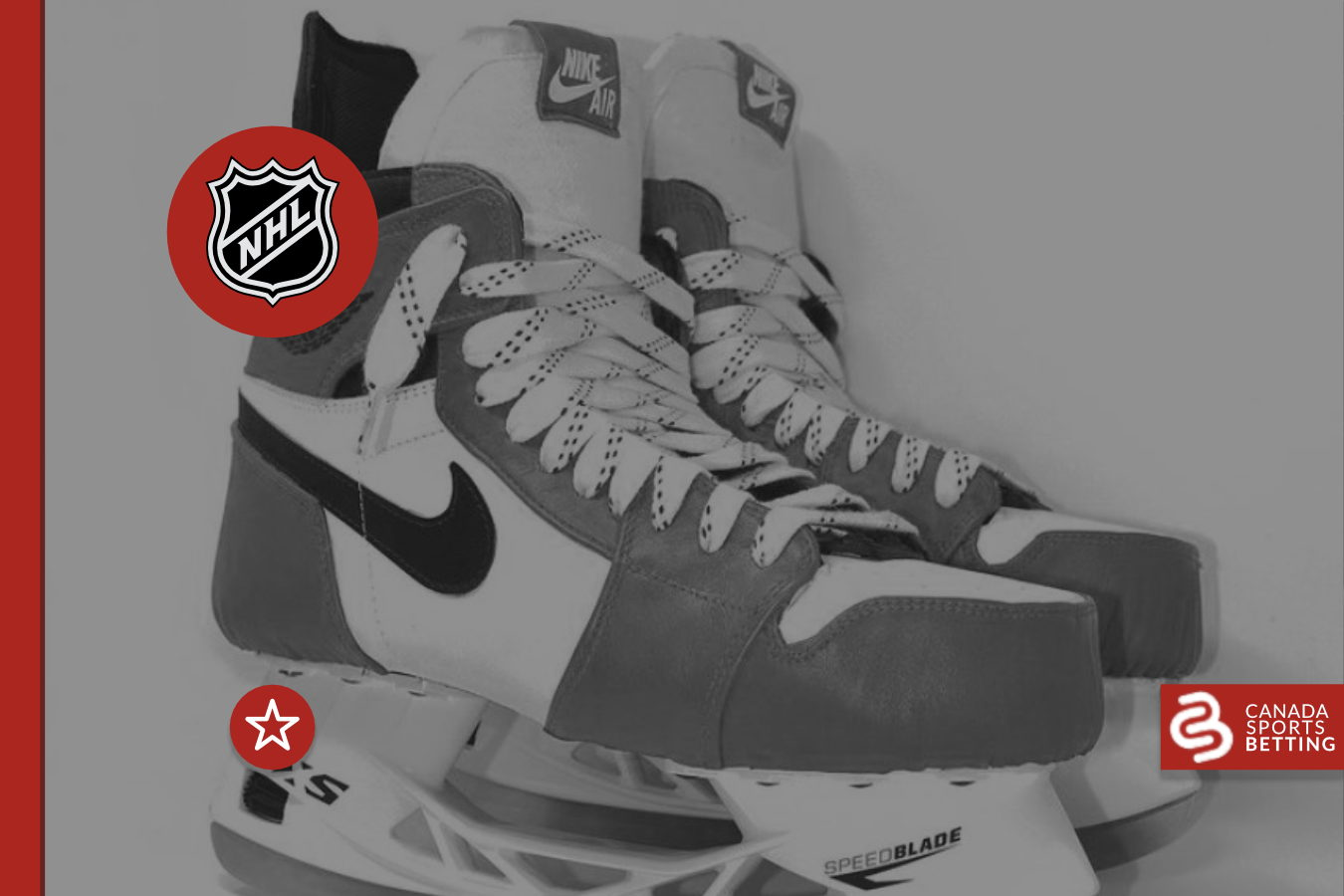 Air Jordan on Ice: Air Jordan 1's turned into hockey skates