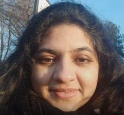 Komal Ahluwalia, freelance nodejs developer