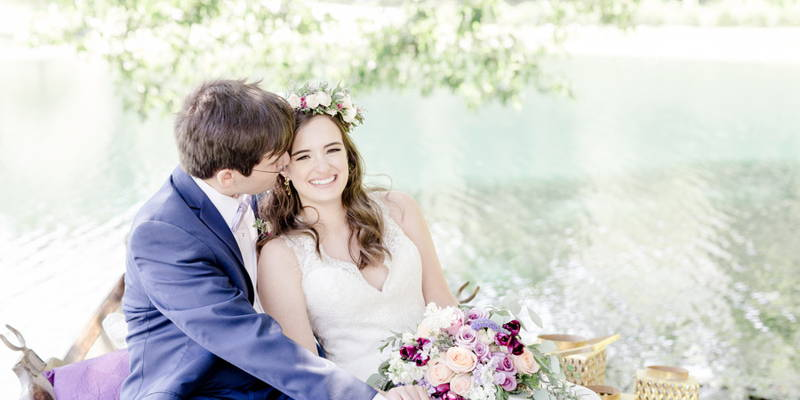 Tangled Inspired Wedding Styled Shoot