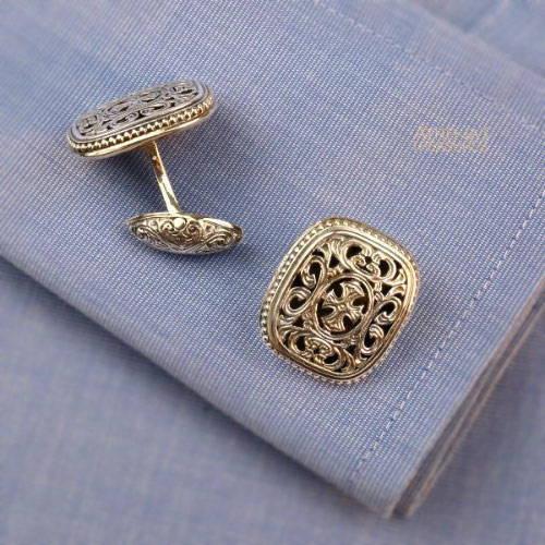 Gerochristo cufflinks