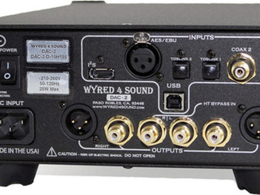 Wyred 4 Sound dac-2 (ess 9018dac) tas editors choice 2011!