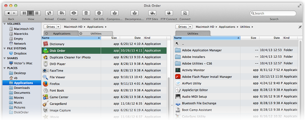 macos file manager app