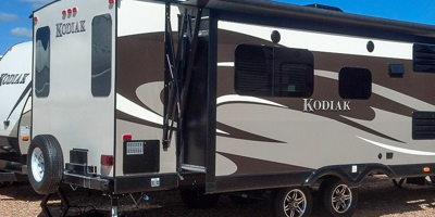 Kodiak 5th Wheel Graphics