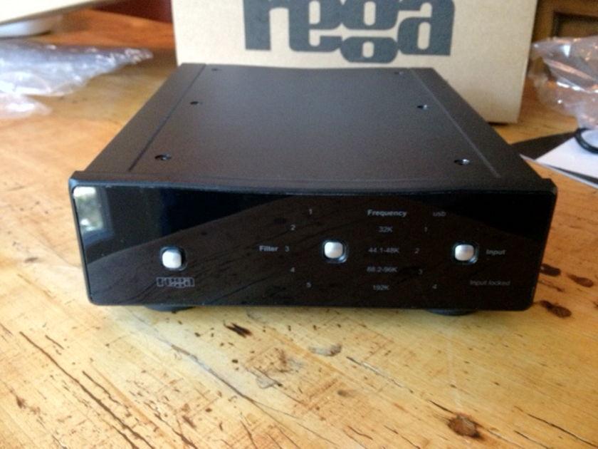 Rega  DAC Black - Like New