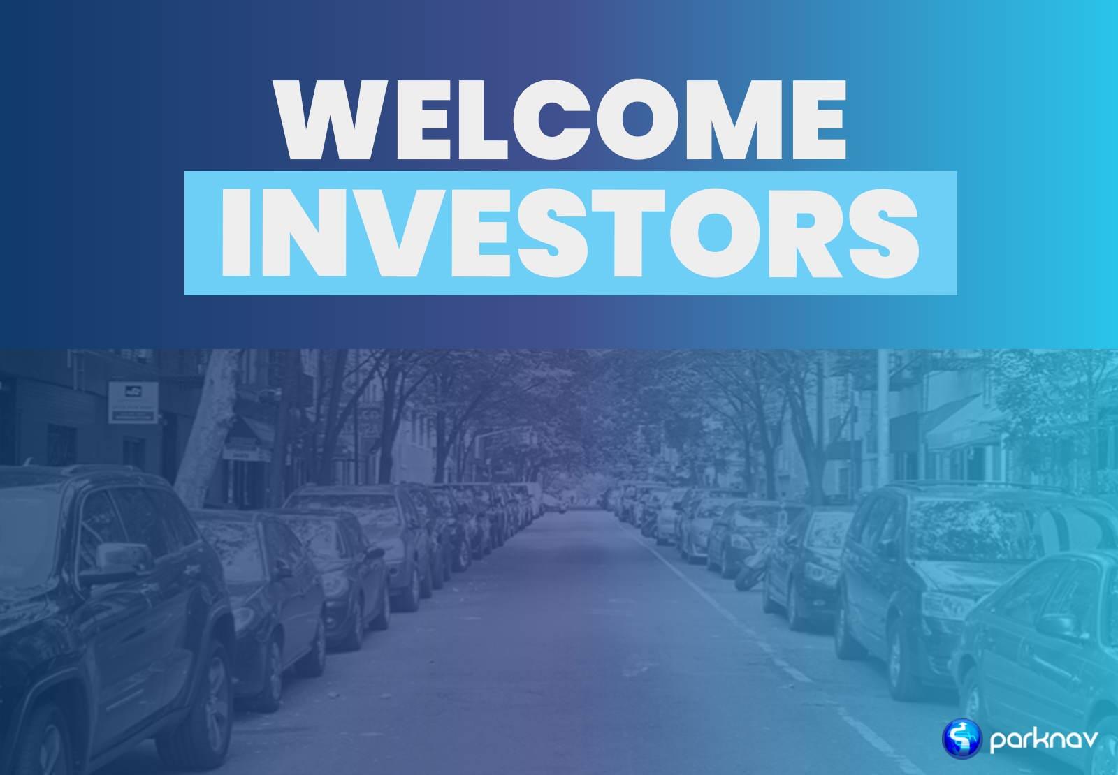 Welcome Investors