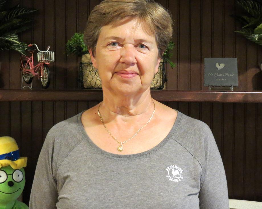 Barbara Zadronza , Bus Driver & Kitchen Support Staff