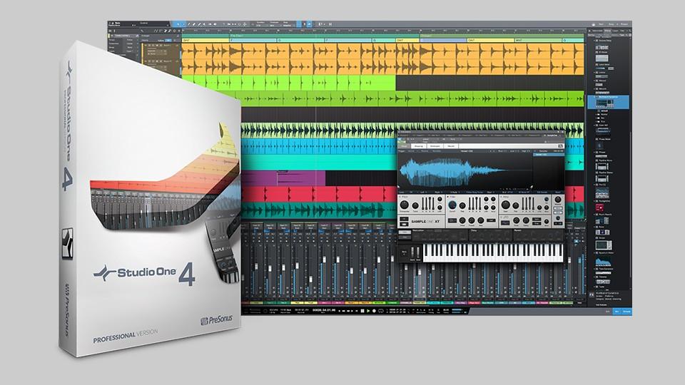 Studio One 4 vs Tracktion Waveform detailed comparison as of