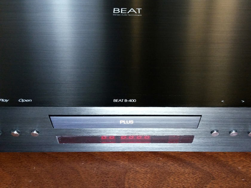 Densen Audio BEAT 400-Plus CD Player USED (Finish: Black)