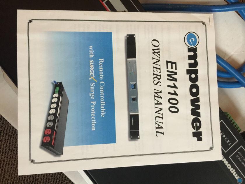 Empower (Surgex) EM1100 Power conditioner