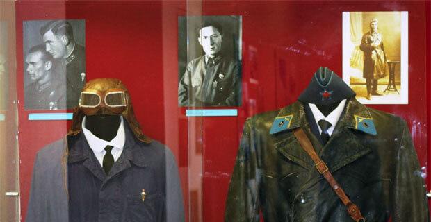 При поддержке «Авторадио» в Ростове-на-Дону представлена уникальная выставка к 90-летию Воздушно-десантных войск - Новости радио OnAir.ru