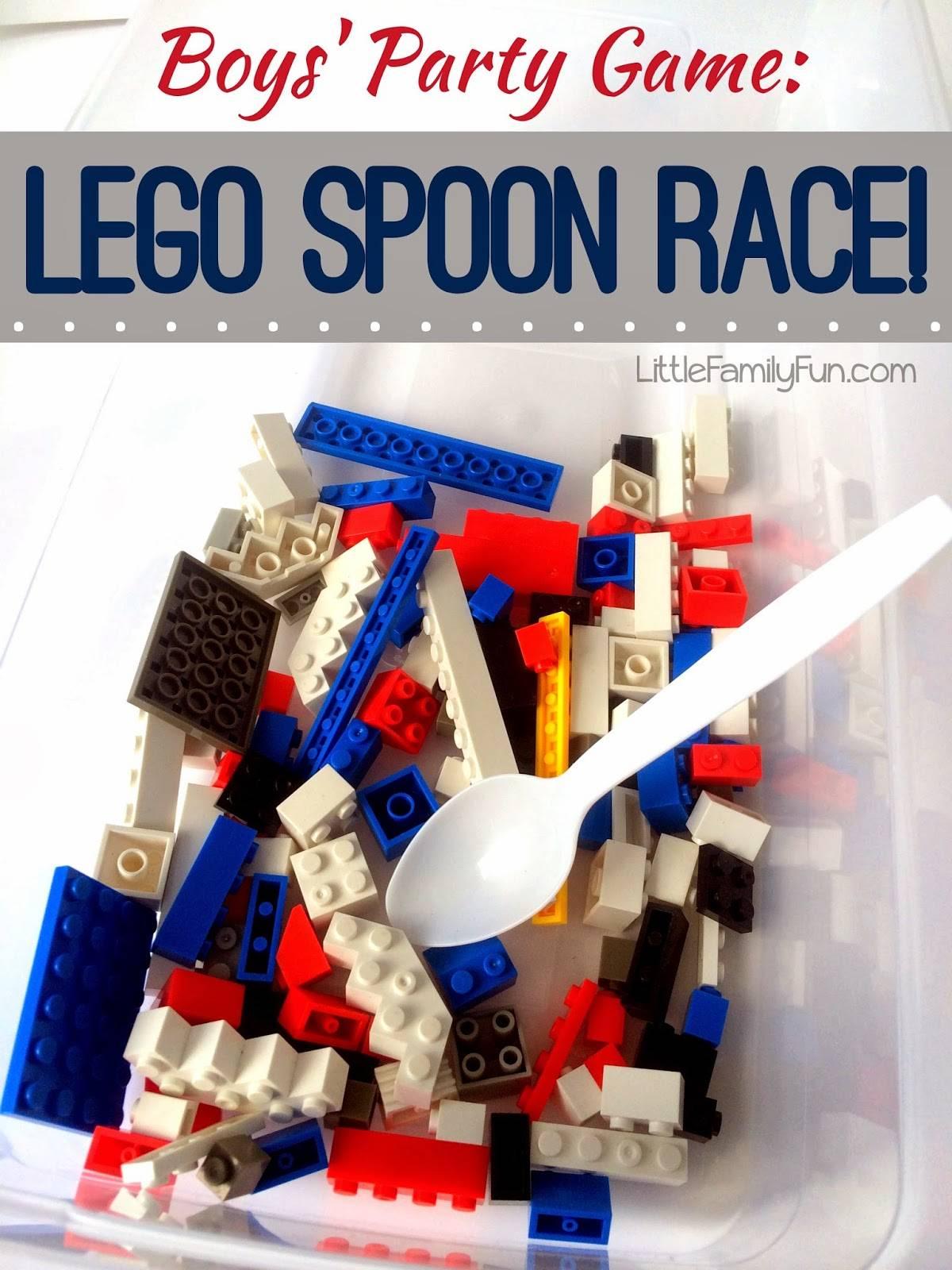 LEGO Games Spoon Race