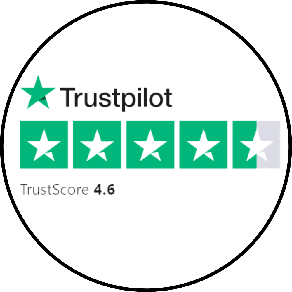 Top reviews on Trustpilot