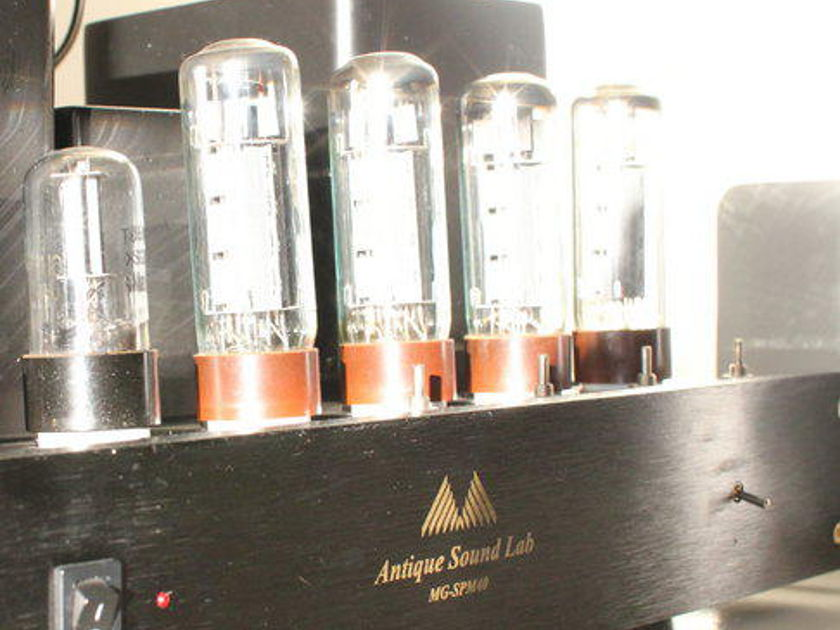 Antique Sound Lab asl mg-spm40