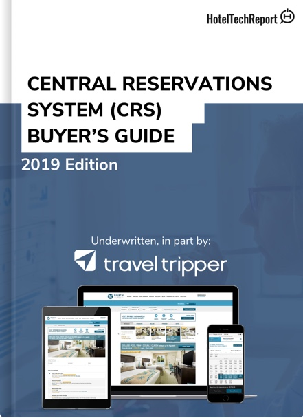 Central Reservations Systems - Ratings and Reviews - Hotel