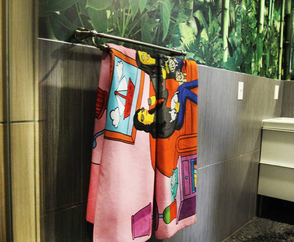 Custom Wholesale Activewear - Dye Sublimation Cut and Sew - Simpson's Towel