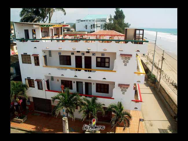 Hostal Las Palmeras + Isla + Parapente-