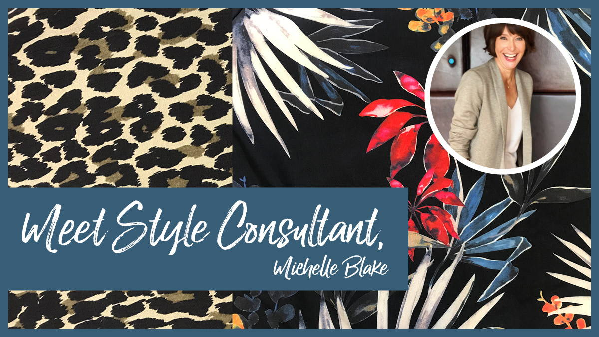 Michelle Blake, Style Consultant