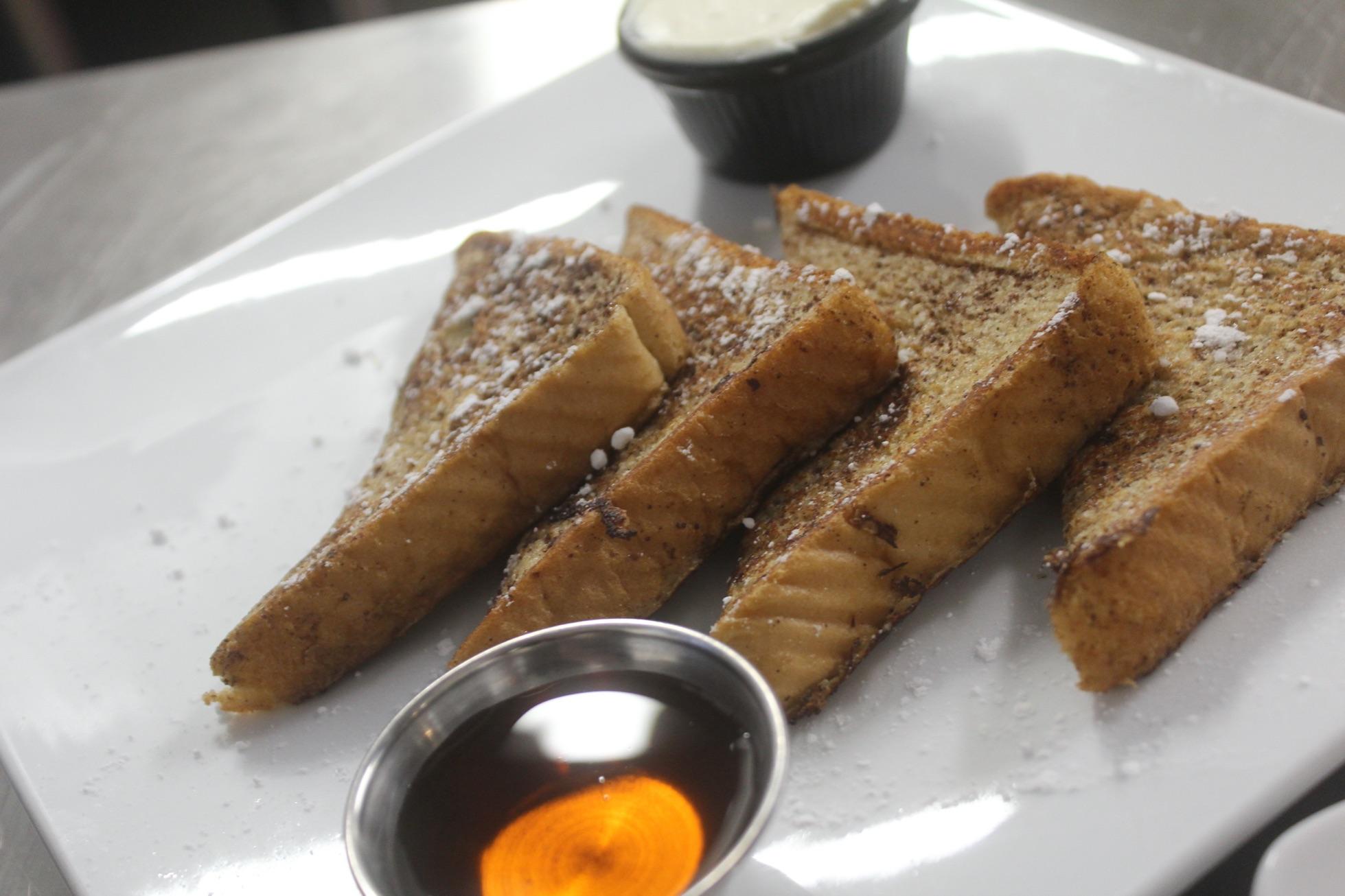 Haystacks Paris Texas Toast