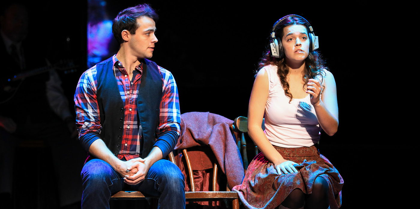 ONCE at the Shubert Theatre