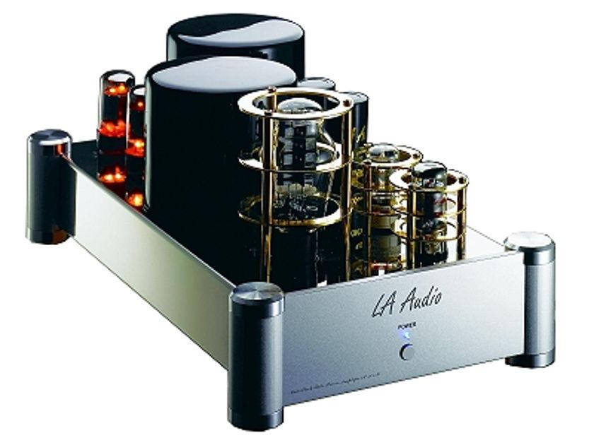 LA Audio P-300 Tube Mono Block AMPLIFIER ( INVENTORY SALES BELOW 50% DISCOUNT )