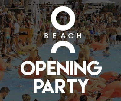 O bech opening party 2020, fiesta apertura