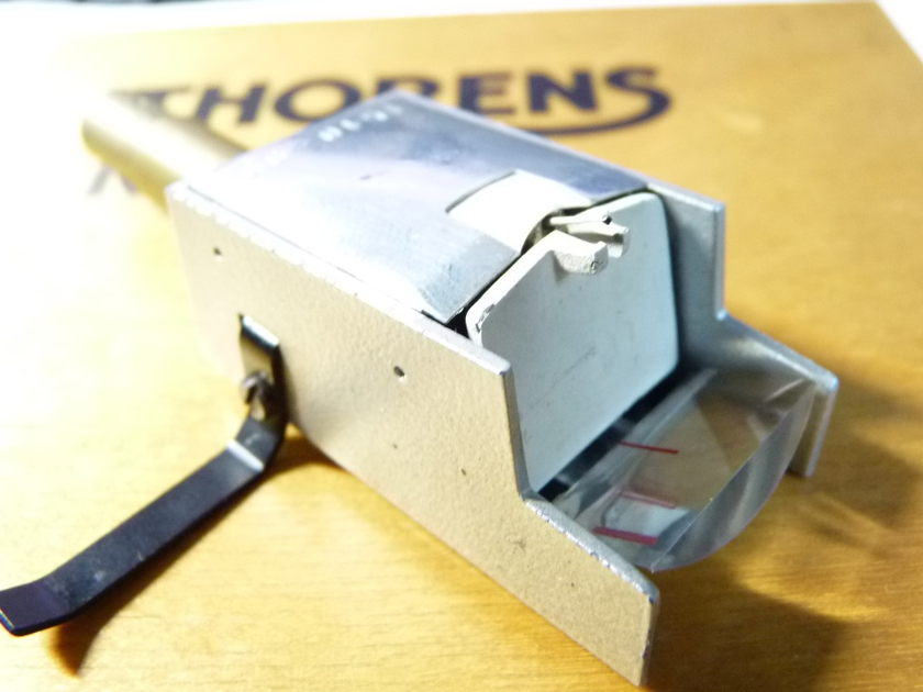 Thorens MCH II top VDH integrated LOMC EMT German