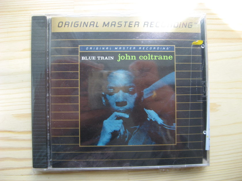 John Coltrane - Blue train MFSL/GOLD