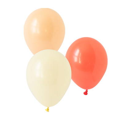 Hello Party Biodegradable Latex Colour Combo Mix Packs Balloons