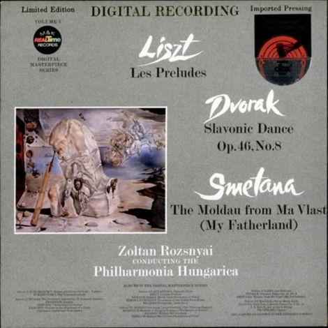 M & K Reatime Digital Masterpiece Series Liszt, Dvorak, Smetana