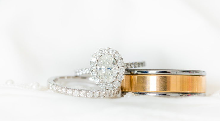 Picking Out An Engagement Ring
