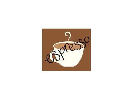 Take an Espresso Break