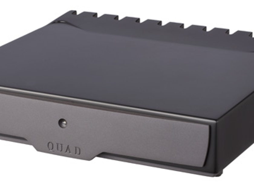 Quad 99 Stereo 2-Channel Power Amplifier (Black)